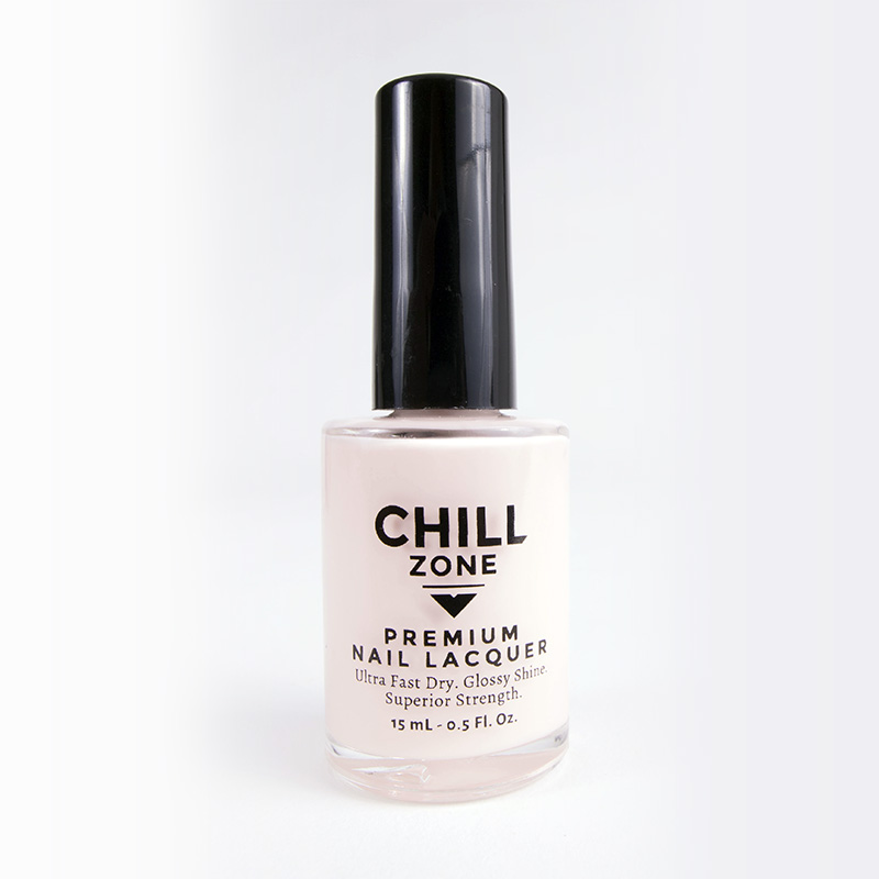 50's Sock Hop -Pale Pink Nail Polish