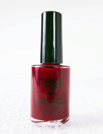 Hearts Open, Guards Down - Red Nail Laquer