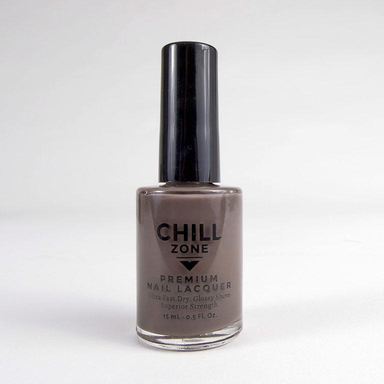 I'm Staying Neutral - Brown nail polish