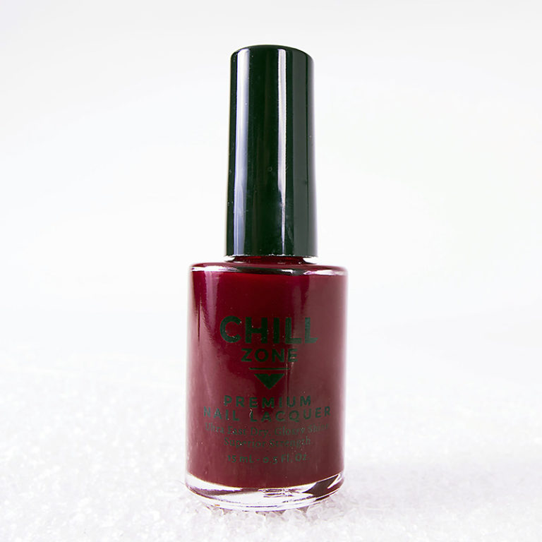 It's Tradition - Red Nail Laquer