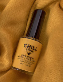 Keep Me Warm, Pashmina - Golden Yellow Nail Polish