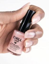Make Me Blush - Light pink nail polish