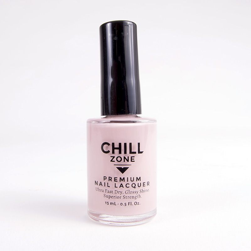 Make Me Blush - Light pink nail polish