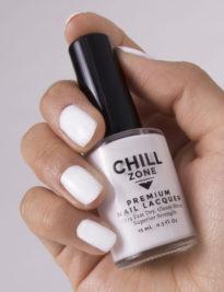 Marshmallows in my Cocoa - White Nail polish
