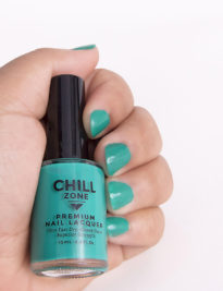 Mistletoe Rendezvous - Teal Nail Polish