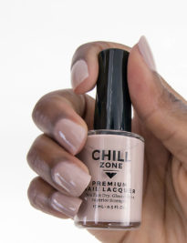 NO Nudes for you! - Brown Nail Polish