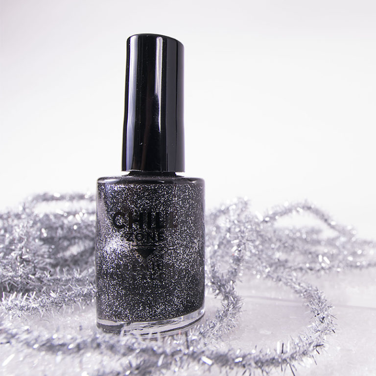 Wrap Me In Tinsel - Metallic Glitter Nail Polish