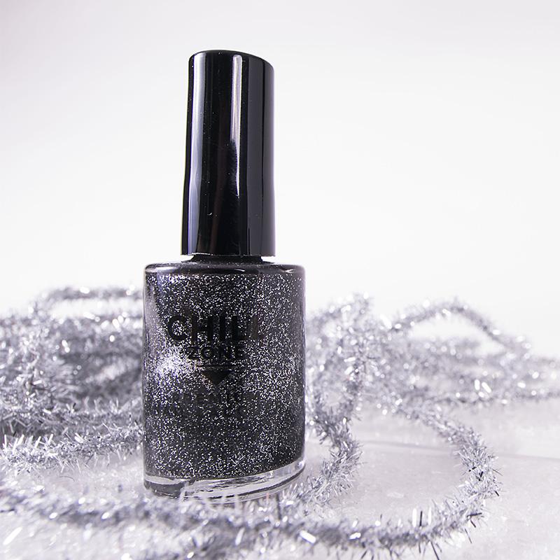 Wrap Me In Tinsel - Metallic Glitter Nail Polish
