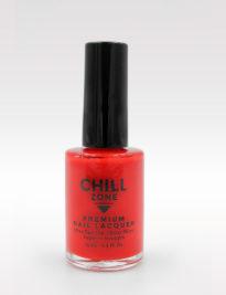cherry red nail polish