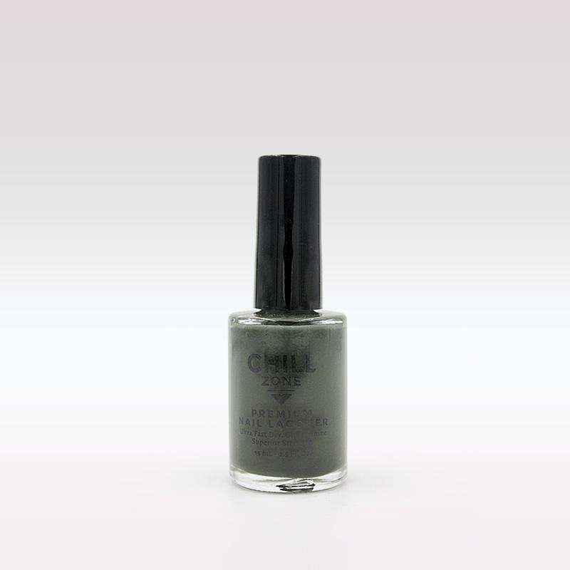 moss green nail polish