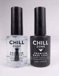 top coat and base coat duo