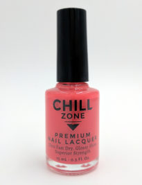 Sweet Saxophone Sounds. Pink Nail Lacquer by Chill Zone