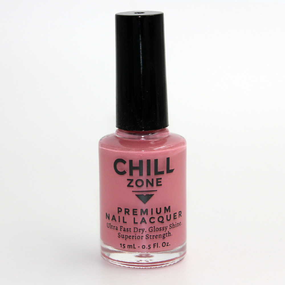 pINCorporated. Rose Pink Nail Polish by Chill Zone