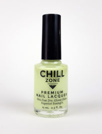 Lime Yellow Nail Polish | Bright Yellow by Chill Zone Nails