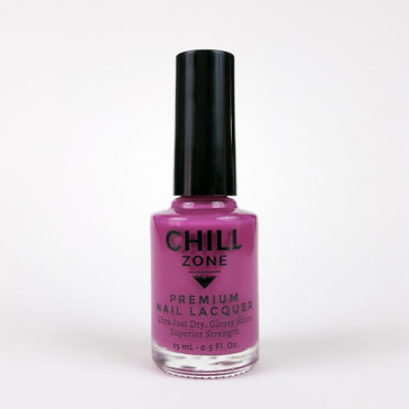 Bright Purple Nail Polish | Lunar Rebirth by Chill Zone Nails
