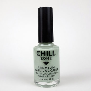 Pale Green | Mint Green Nail Polish by Chill Zone Nails