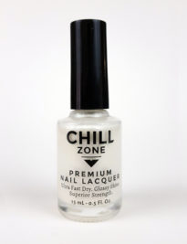 Pearlescent White Nail Polish | Sylver Foxx by Chill Zone Nails